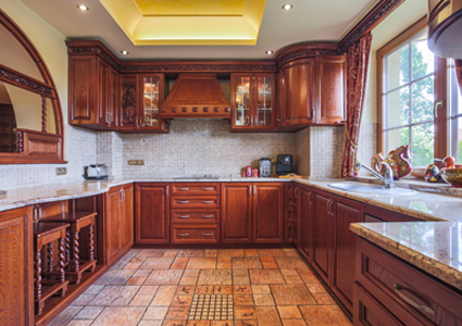 All About Colonial Style Kitchens - Carpentry & Handyman ...